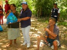 Gobierno de Calle Casa a Casa en la Comunidad de Valle Hondo 1
