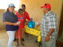 Gobierno de Calle Casa a Casa en la Comunidad de Valle Hondo 3