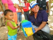 Gobierno de Calle Casa a Casa en la Comunidad de Valle Hondo 5