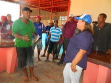 Gobierno de Calle Pescadores de Mapire Tratan Tema de Seguridad en el Rio Orinoco 1