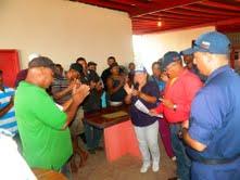 Gobierno de Calle Pescadores de Mapire Tratan Tema de Seguridad en el Rio Orinoco 4