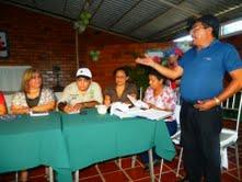 Reunión con las UBHCH de Zuata 2
