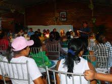 Reunión con las UBHCH de Zuata 3