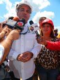 Visita del Ministro Chacón 1