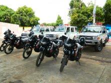 Caravana Municipal por la Seguridad 1