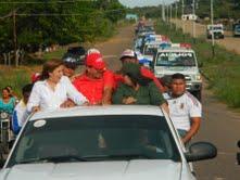 Caravana Municipal por la Seguridad 4