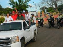 Caravana Municipal por la Seguridad 9