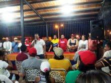 Inauguracion Arepera Socialista en san Diego de Cabrutica 2