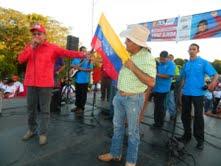 Incio de Campana - Elecciones Mcpales 2013