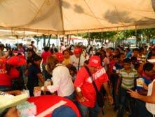 Mega Jornada Social en la Parroquia Zuata 3