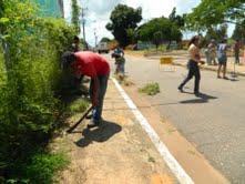 Operativo de Limpieza en Mapire 1