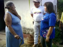Visita Casa a Casa en la Parroquia Uverito.3