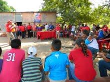 Visita a la Comunidad Indeigena Rabanito 3