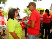 Visita a la Comunidad Indeigena Rabanito 6